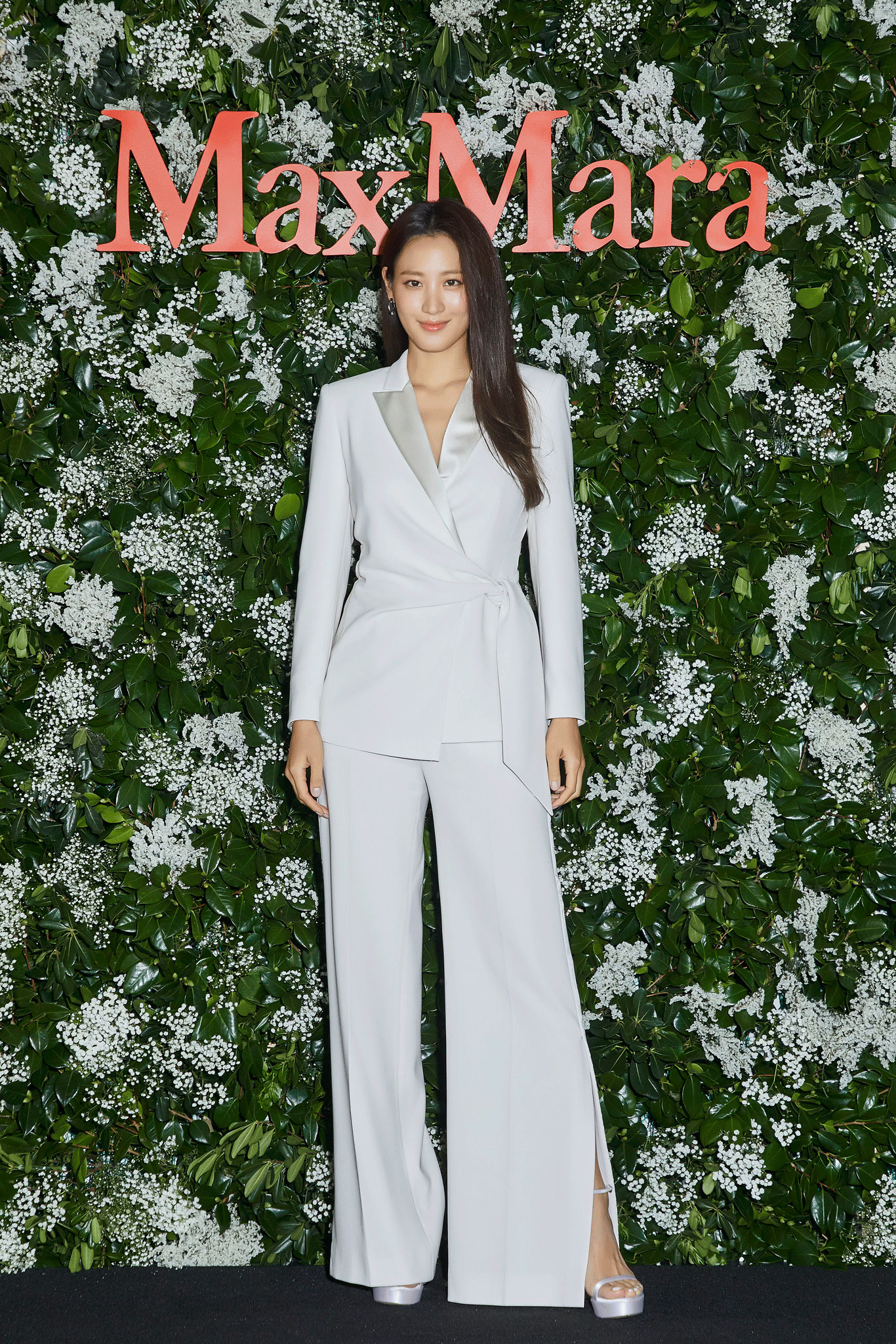 Claudia Kim at Max Mara Seoul