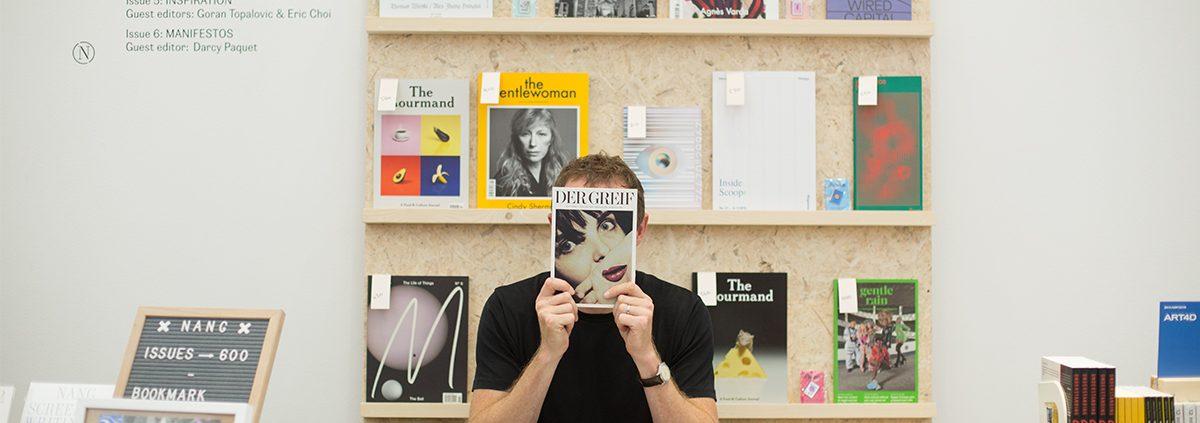 Steven Watson at Bangkok Art Book Fair 2019